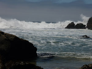 Image of Beach at Big Sur, CA